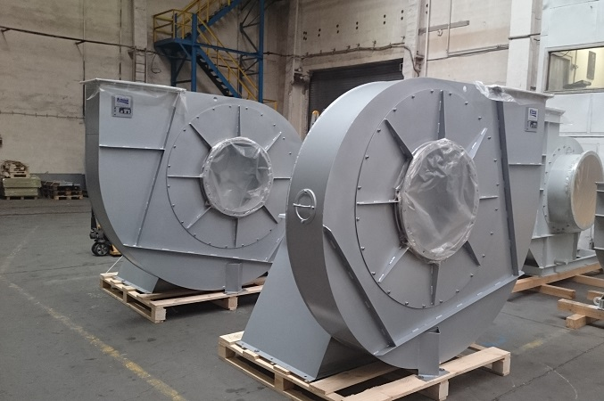 Industrial fan RVK 1250