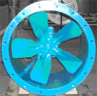Axiální ventilátor API 500 BNV