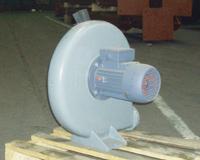Radiální ventilátor RVZA 400 - 500