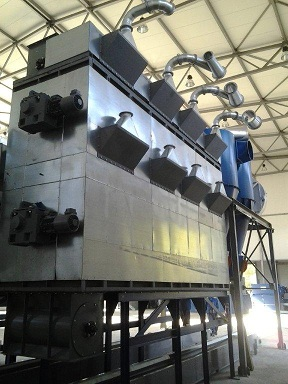 Sušičky biomasy